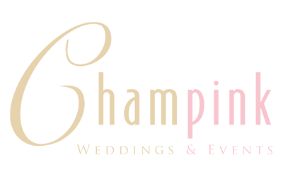 Champink weddings and events…. The next chapter